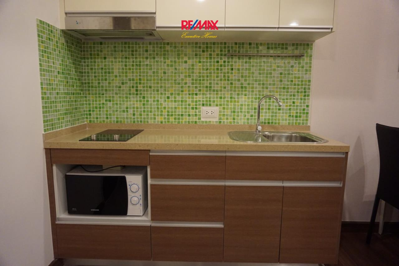 RE/MAX Executive Homes Agency's Nice 1 Bedroom for Rent Supalai Elite Sathorn 5