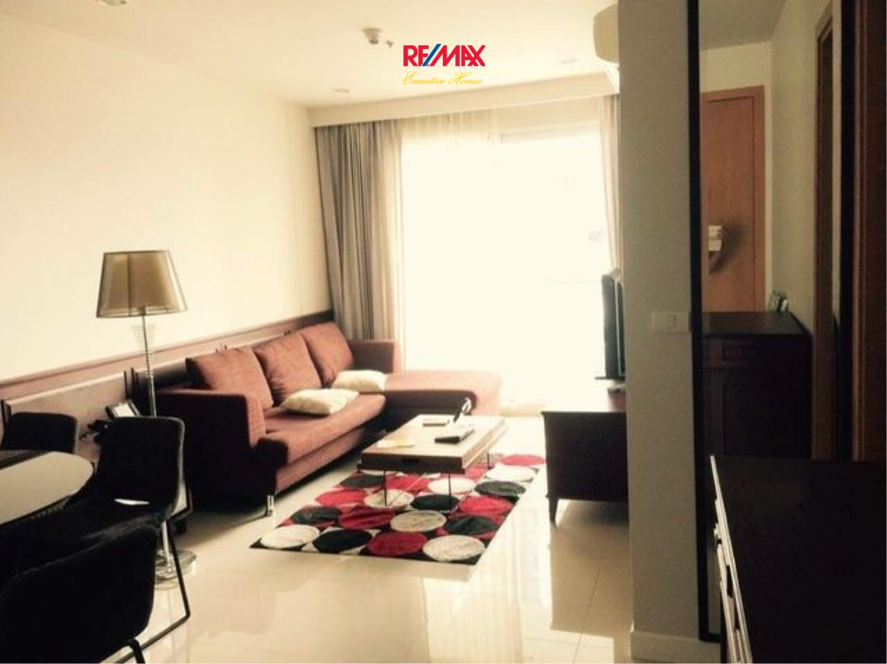 RE/MAX Executive Homes Agency's Nice 1 Bedroom for Sale Circle Petchburi 1