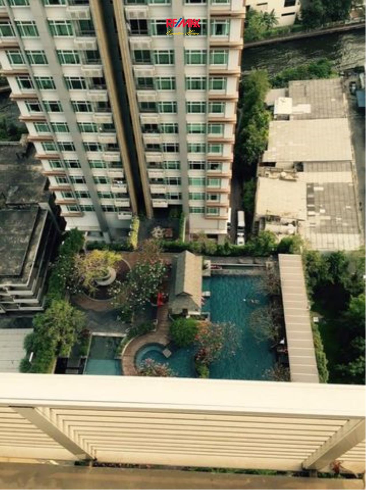 RE/MAX Executive Homes Agency's Nice 1 Bedroom for Sale Circle Petchburi 6