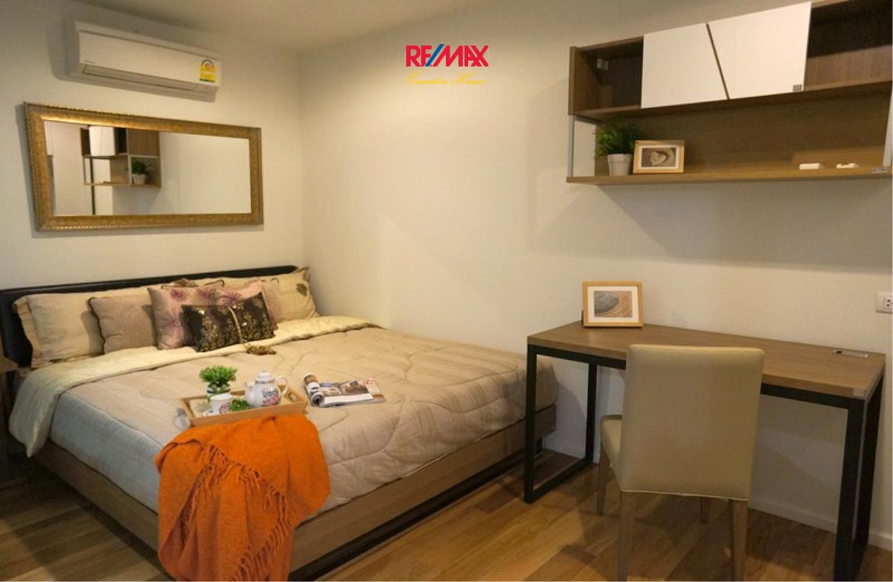 RE/MAX Executive Homes Agency's Cozy 1 Bedroom for Rent Focus Saladaeng 1