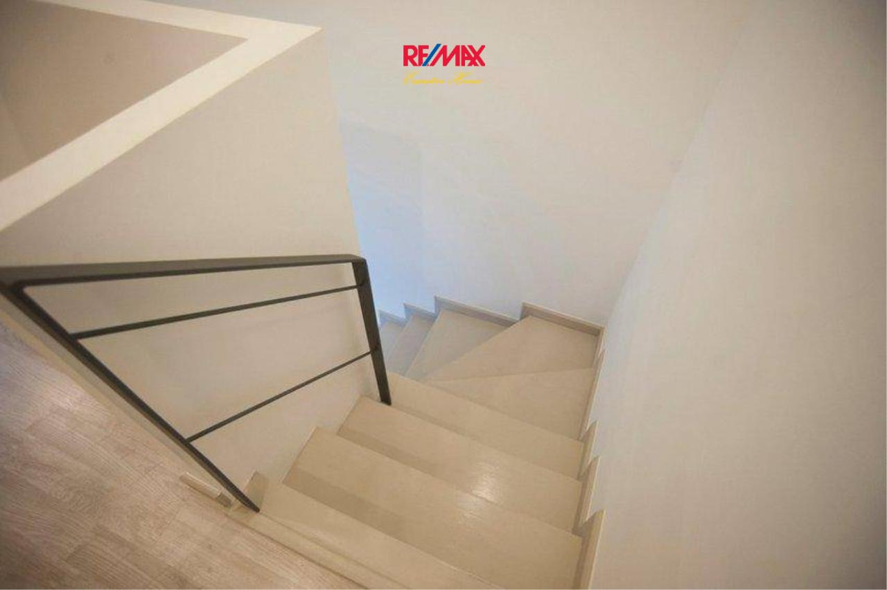 RE/MAX Executive Homes Agency's Nice 2 Bedroom Duplex for Sale with Tenant Ideo Mobi Sukhumvit 4