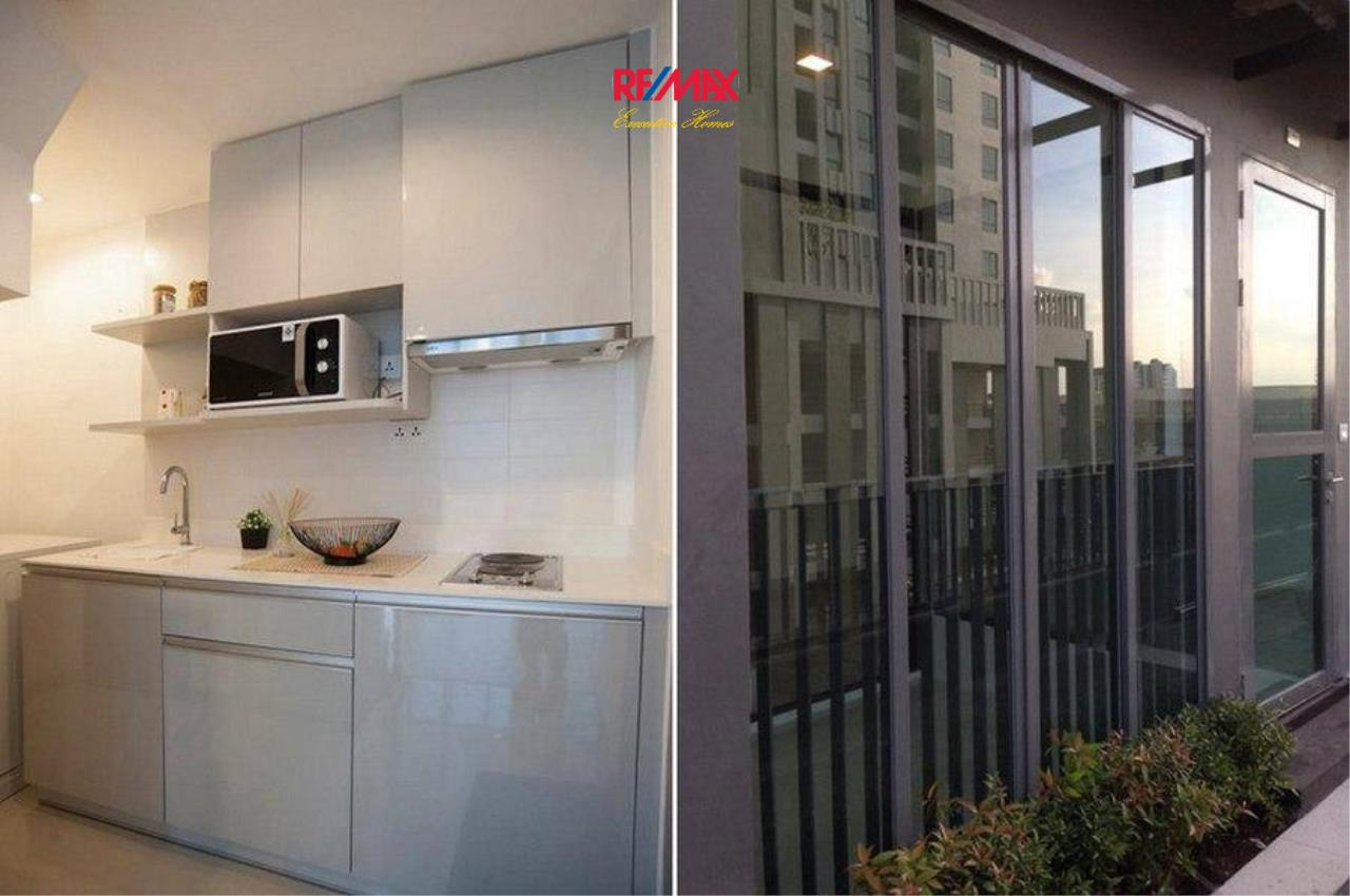 RE/MAX Executive Homes Agency's Nice 2 Bedroom Duplex for Sale with Tenant Ideo Mobi Sukhumvit 5