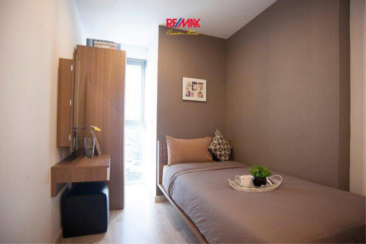 RE/MAX Executive Homes Agency's Nice 2 Bedroom Duplex for Sale with Tenant Ideo Mobi Sukhumvit 2