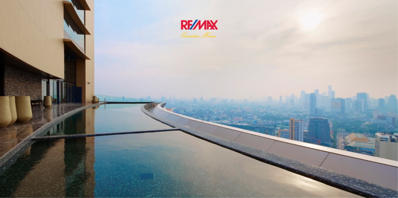 RE/MAX Executive Homes Agency's Nice 1 Bedroom for Sale Lumpini 24 4