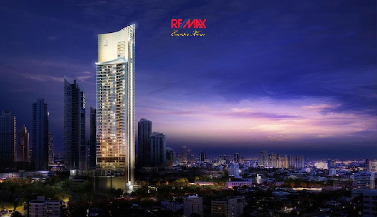 RE/MAX Executive Homes Agency's Nice 1 Bedroom for Sale Lumpini 24 3