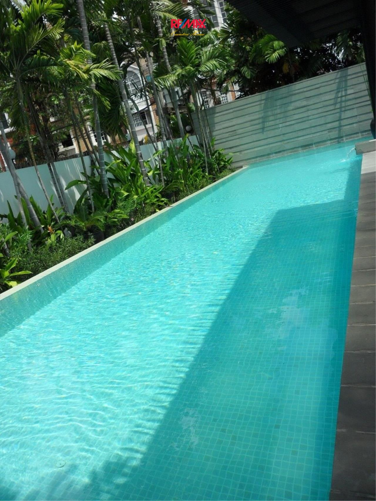 RE/MAX Executive Homes Agency's Stunning 4 Bedroom Townhouse for Sale The Tree Sathorn 10