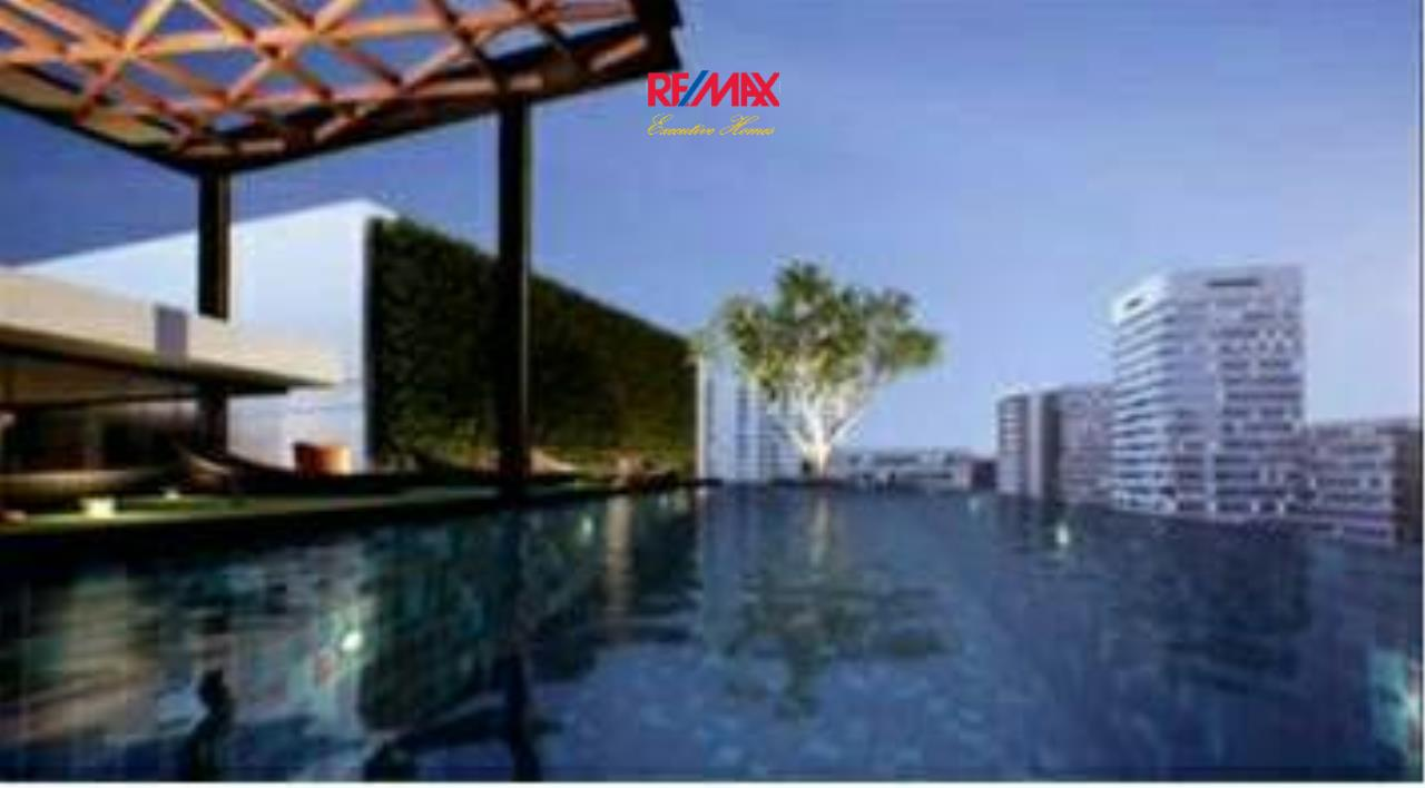 RE/MAX Executive Homes Agency's Cozy 1 Bedroom for Rent The Nest Phloenchit 6