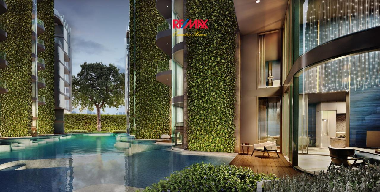 RE/MAX Executive Homes Agency's Off Plan 2 Bedroom for Sale Ashton Chula- Silom 2