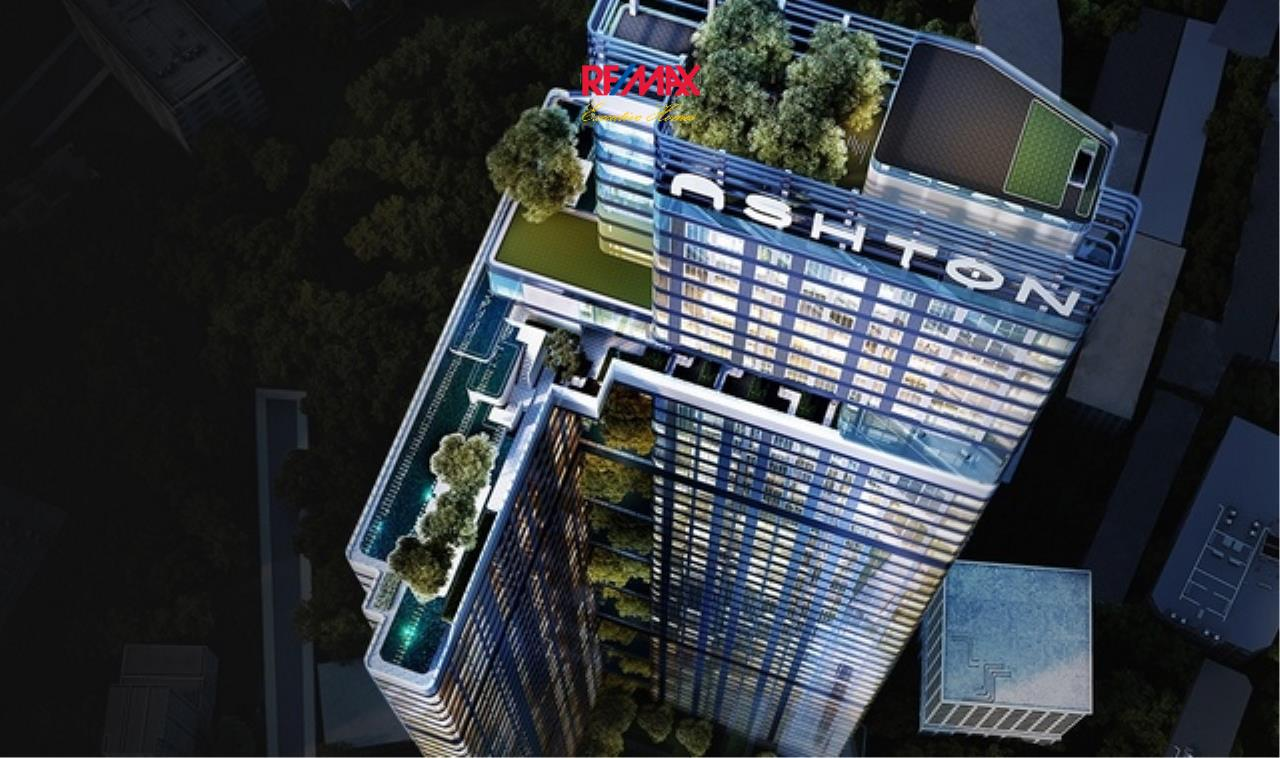 RE/MAX Executive Homes Agency's Off Plan 2 Bedroom for Sale Ashton Chula- Silom 1