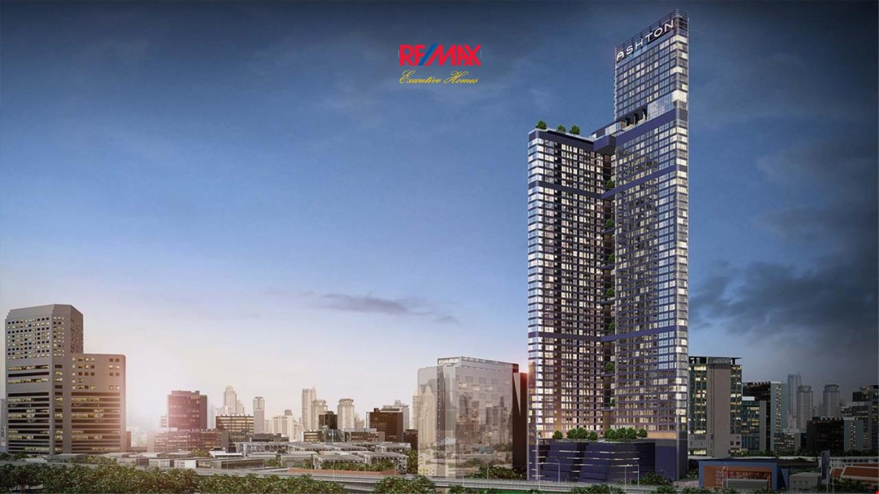 RE/MAX Executive Homes Agency's Off Plan 1 Bedroom for Sale Ashton Chula- Silom 1