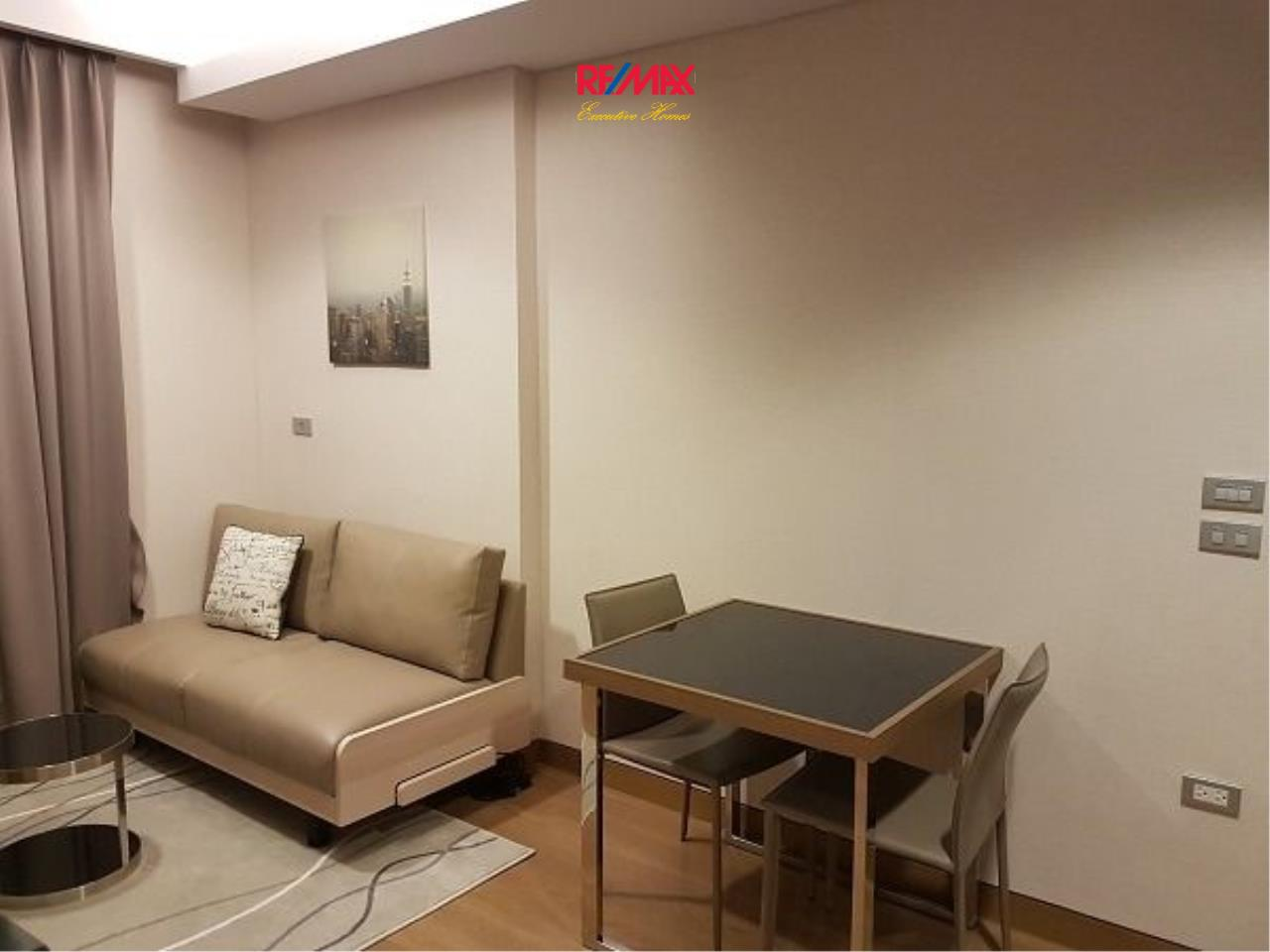 RE/MAX Executive Homes Agency's Nice 1 Bedroom for Rent and Sale Lumpini 24 5