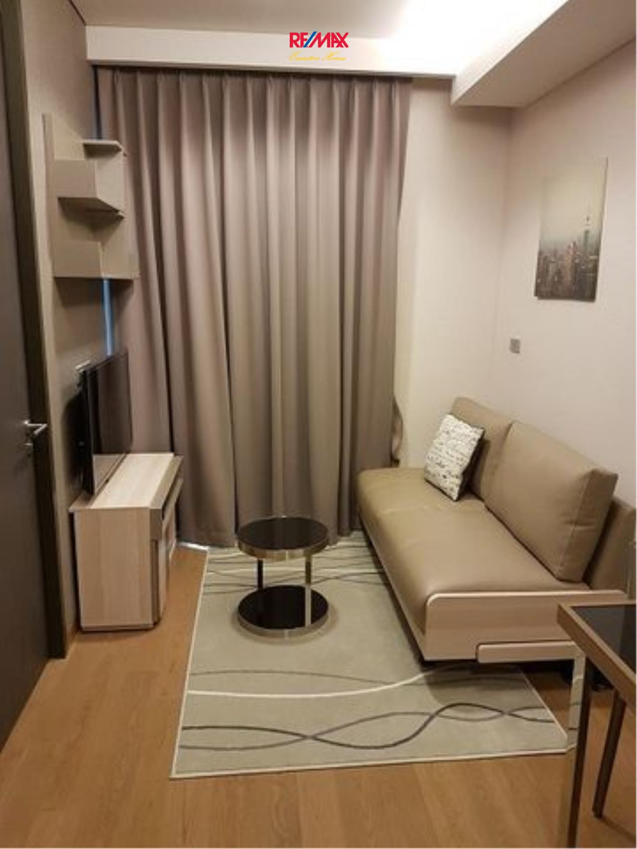 RE/MAX Executive Homes Agency's Nice 1 Bedroom for Rent and Sale Lumpini 24 3