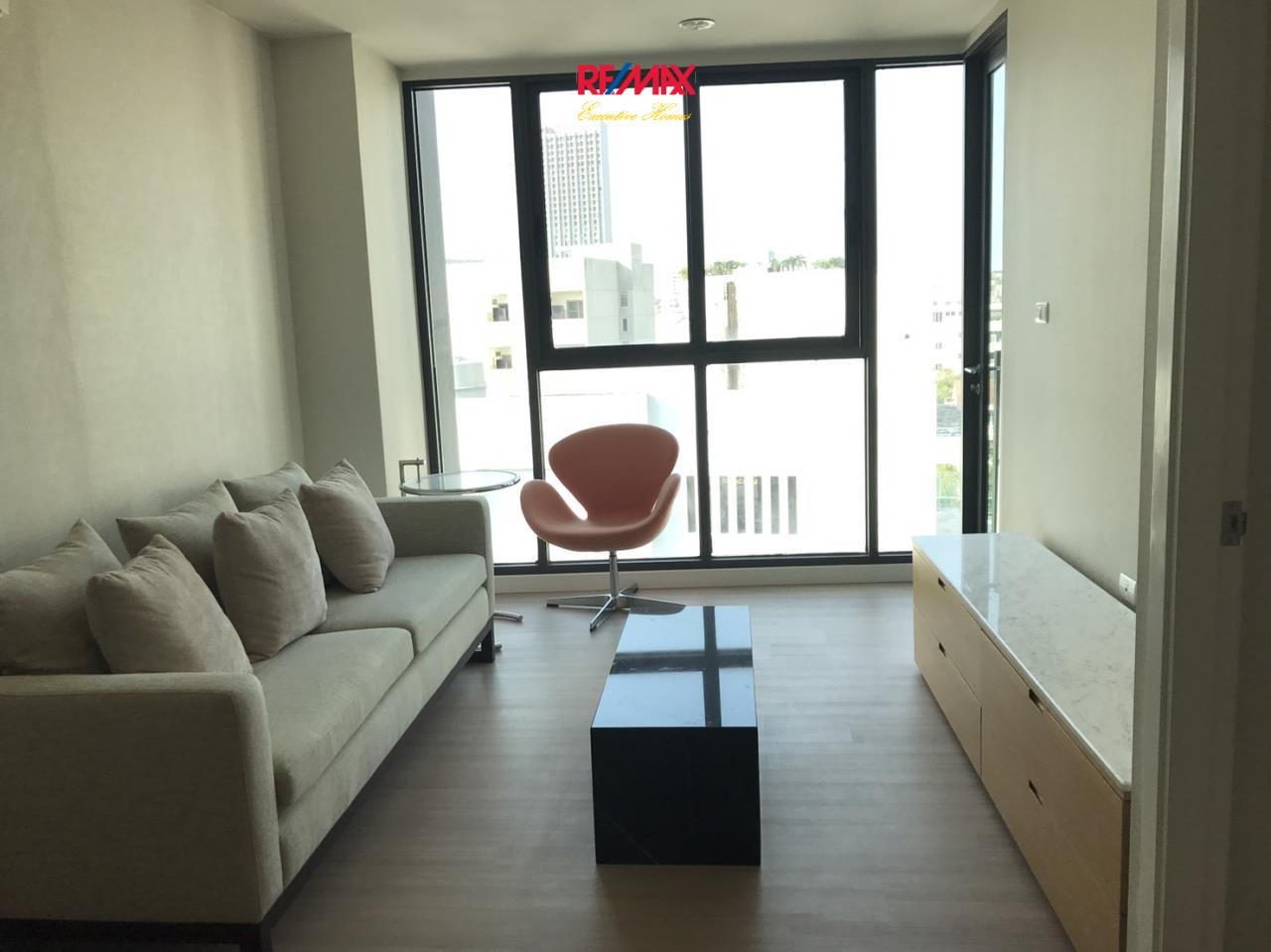 RE/MAX Executive Homes Agency's Cozy 1 Bedroom for Sale D 25 Thonglor 1
