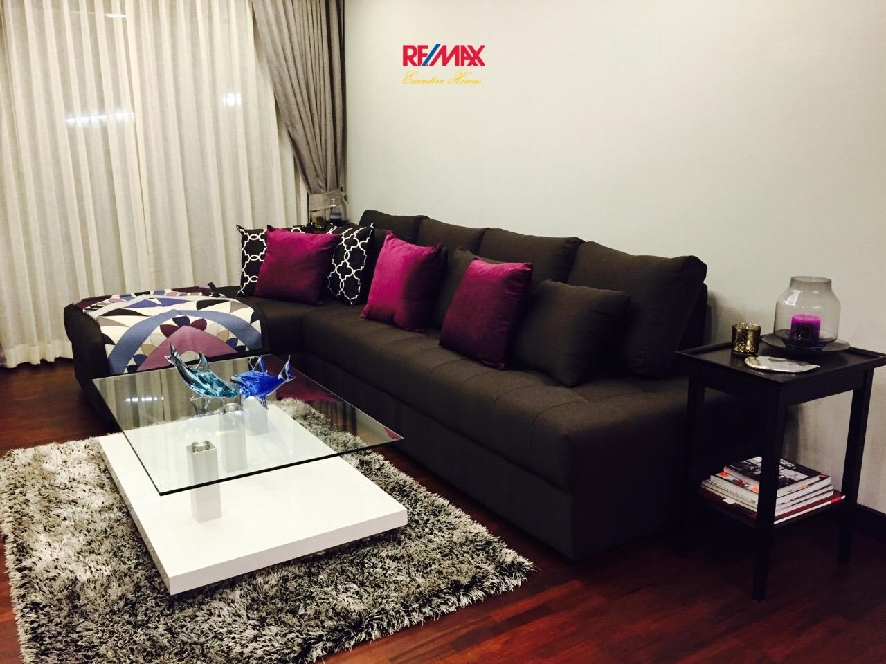 RE/MAX Executive Homes Agency's Beautiful 2 Bedroom for Sale Baan Chan 1
