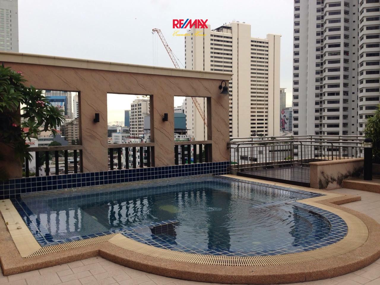 RE/MAX Executive Homes Agency's Spacious 1 Bedroom for Sale Sukhumvit City Resort 7