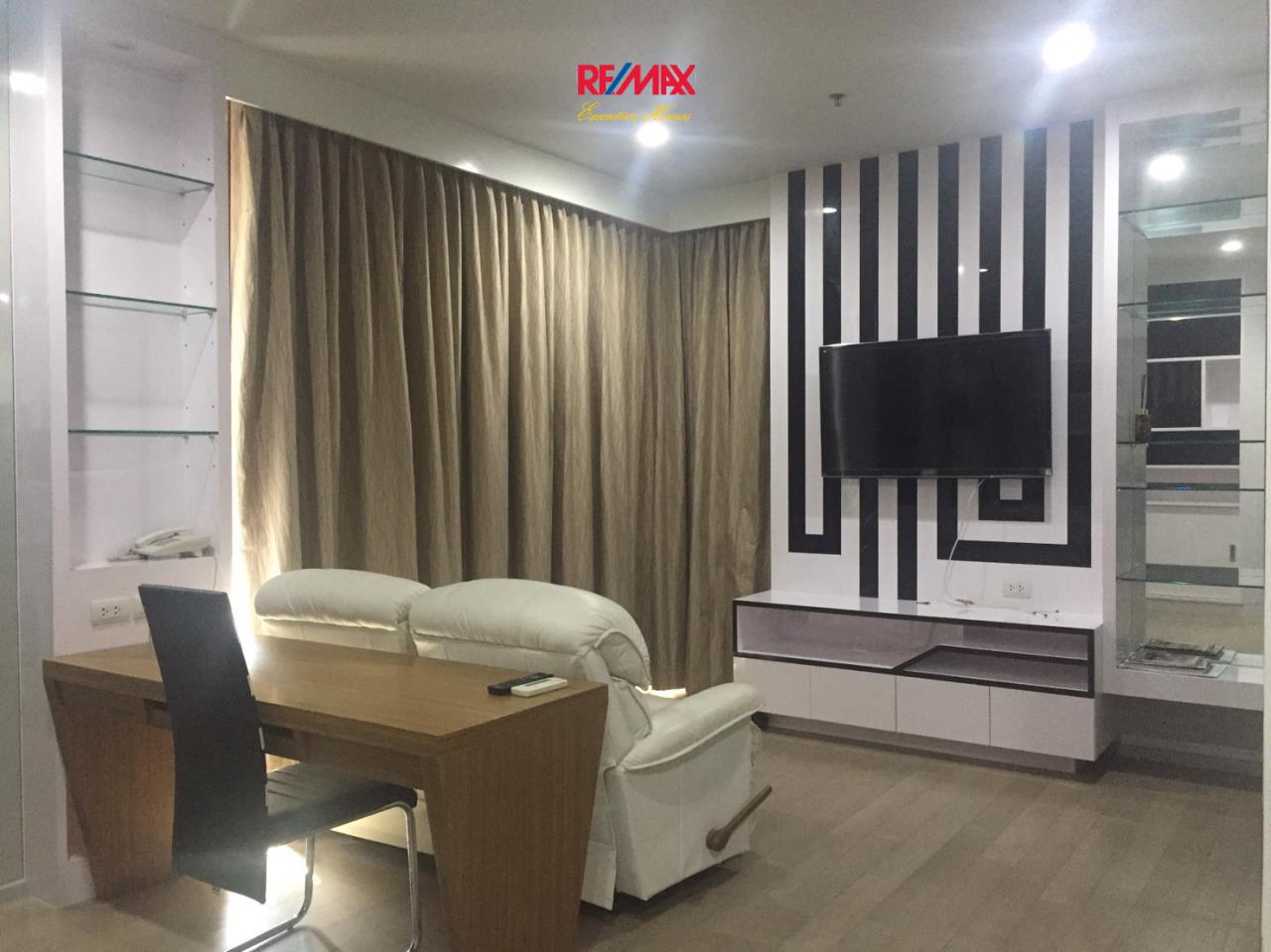 RE/MAX Executive Homes Agency's Lovely 2 Bedroom for Rent Pyne by Sansiri 1