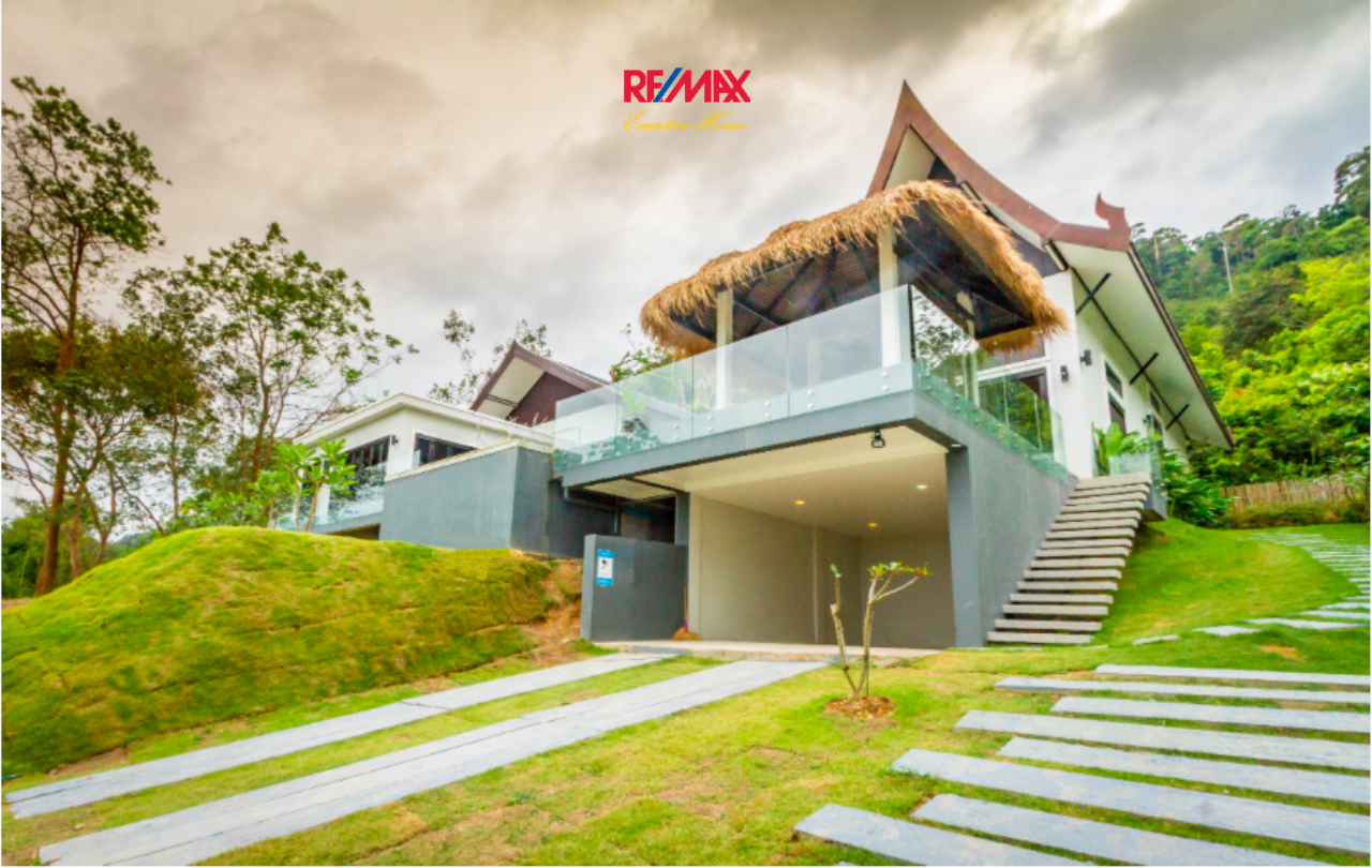 RE/MAX Executive Homes Agency's Shamballa Luxury Pool Villa in Koh Lanta 1