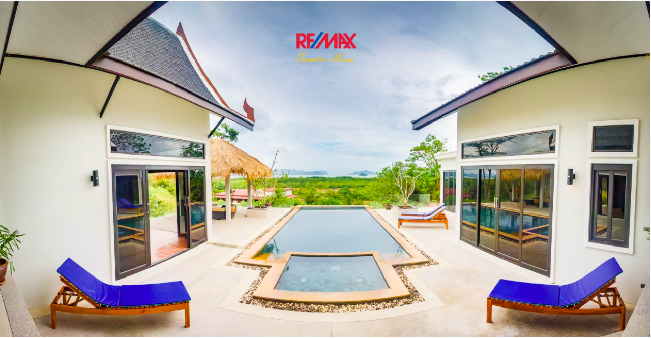RE/MAX Executive Homes Agency's Shamballa Luxury Pool Villa in Koh Lanta 11