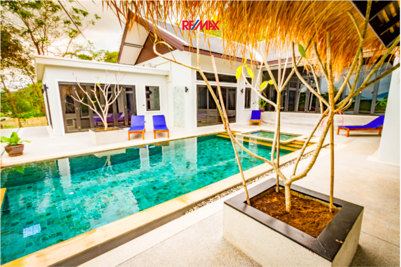 RE/MAX Executive Homes Agency's Shamballa Luxury Pool Villa in Koh Lanta 3