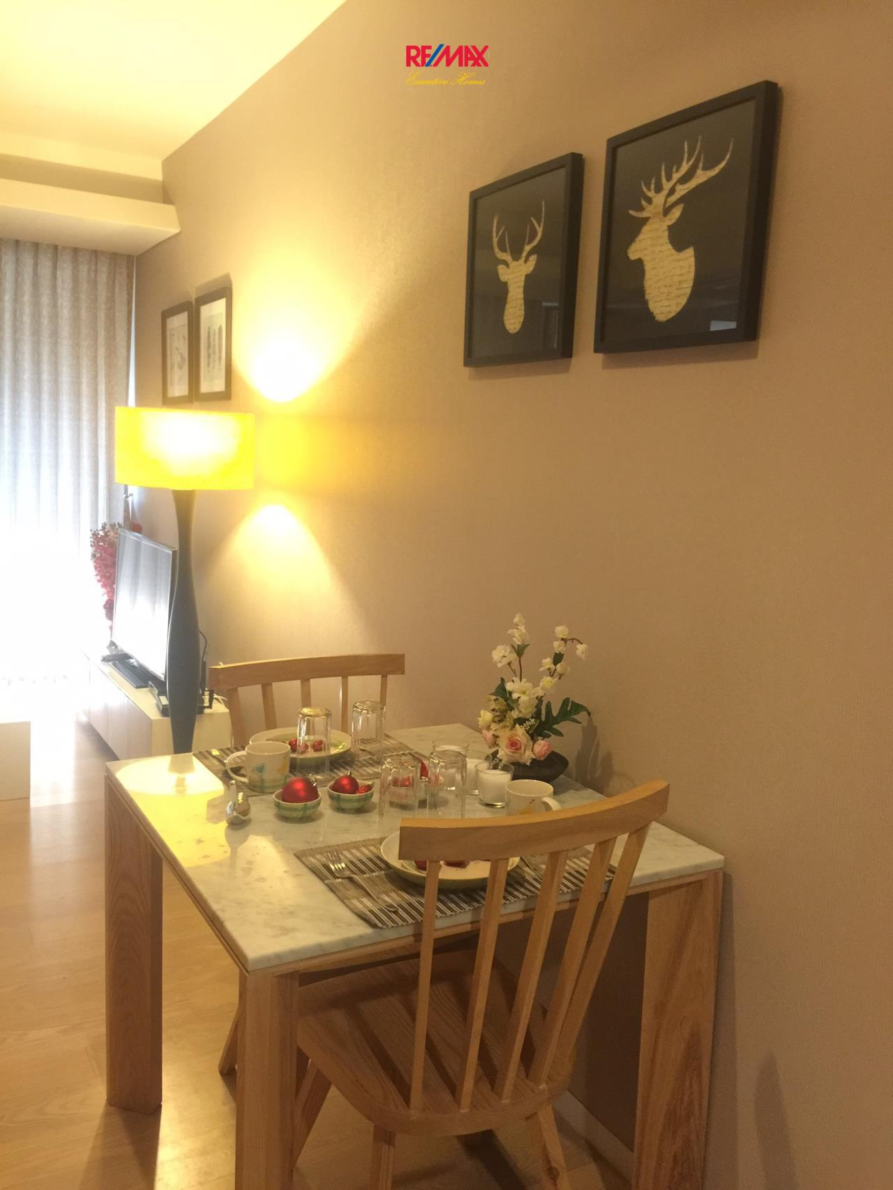 RE/MAX Executive Homes Agency's Lovely 1 Bedroom for Rent Siamese Gioia 5