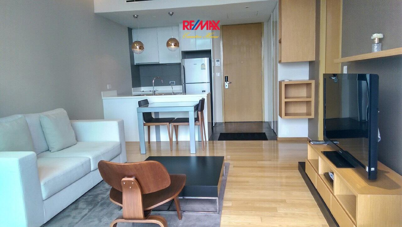 RE/MAX Executive Homes Agency's Beautiful 1 Bedroom for Sale with Tenant Aequa Residence 1