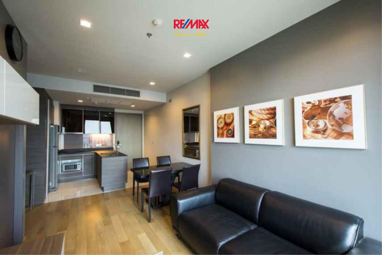RE/MAX Executive Homes Agency's Spacious 1 Bedroom for Rent Keyne by Sansiri 2