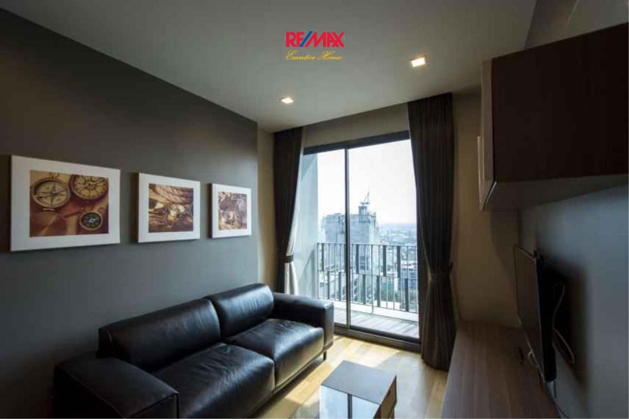 RE/MAX Executive Homes Agency's Spacious 1 Bedroom for Rent Keyne by Sansiri 1