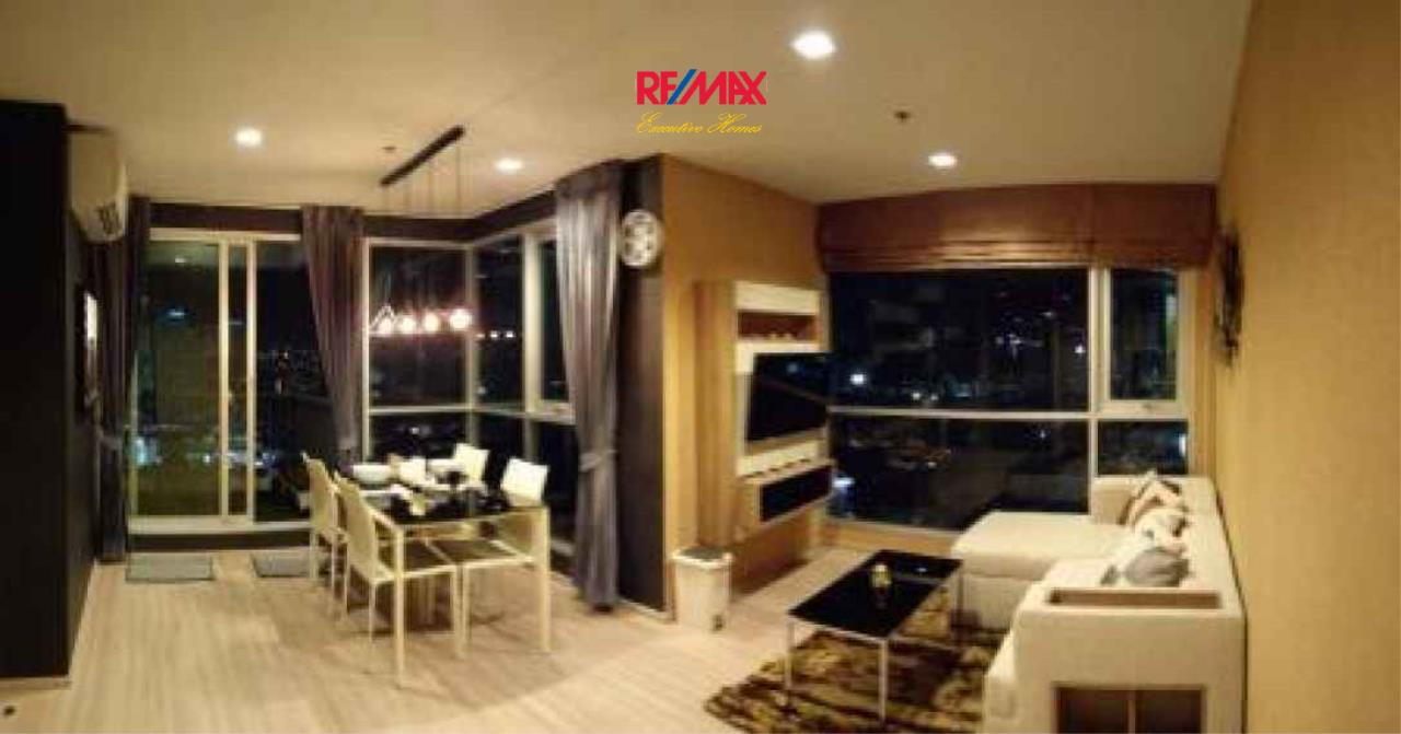 RE/MAX Executive Homes Agency's Spacious 1 Bedroom for Sale with Tenant Rhythm Sathorn 3