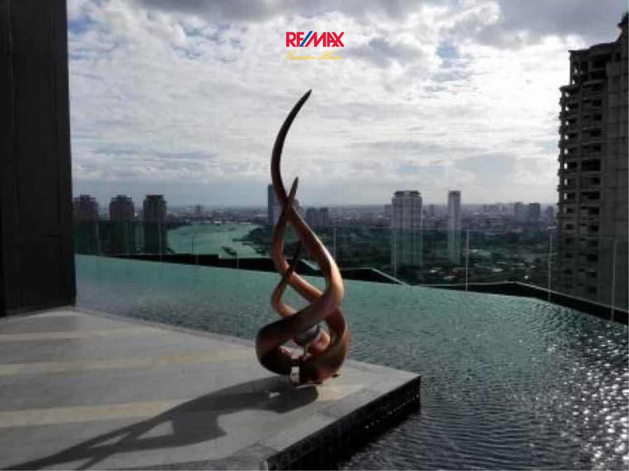 RE/MAX Executive Homes Agency's Spacious 1 Bedroom for Sale with Tenant Rhythm Sathorn 6