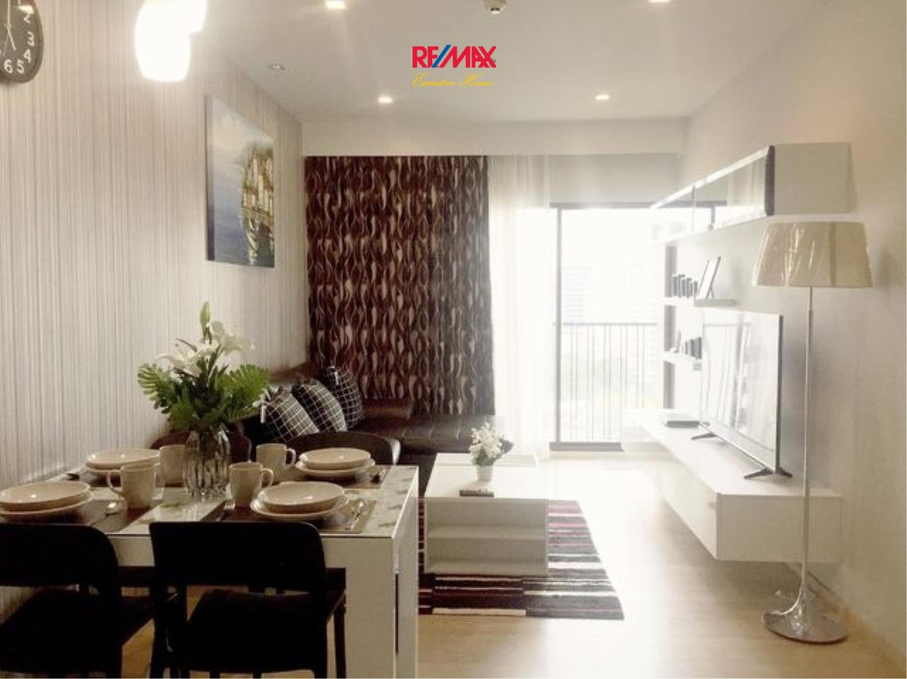 RE/MAX Executive Homes Agency's Lovely 1 Bedroom for Rent Noble Refine 1