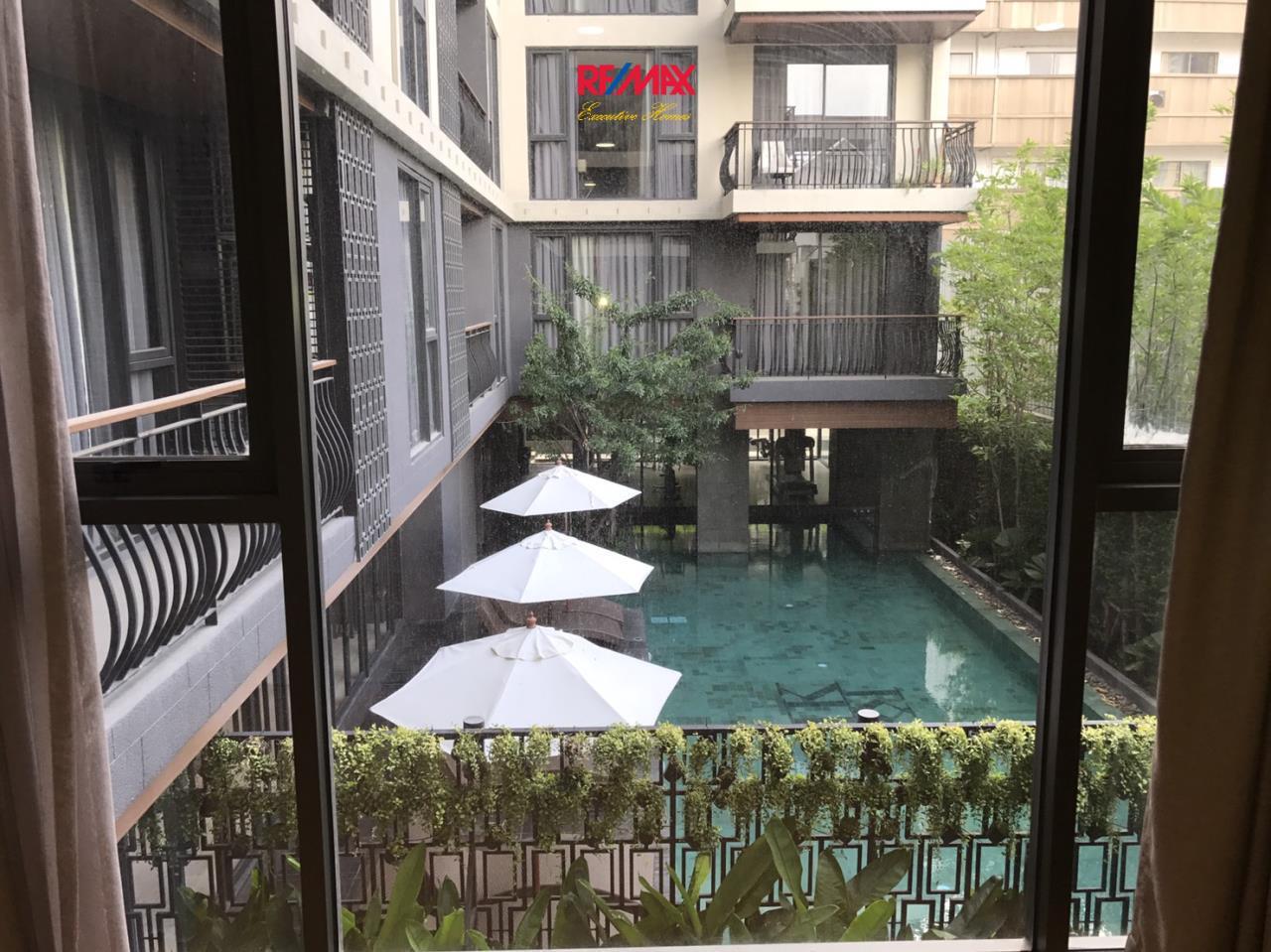RE/MAX Executive Homes Agency's Beautiful 2 Bedroom for Rent Klass Langsuan 1