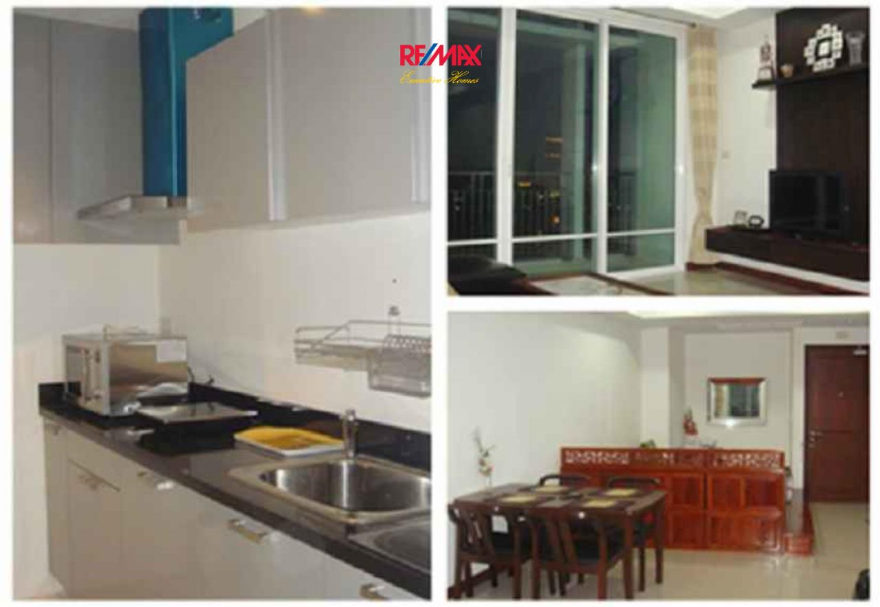 RE/MAX Executive Homes Agency's Spacious 1 Bedroom for Rent Baan Rajprasong 2