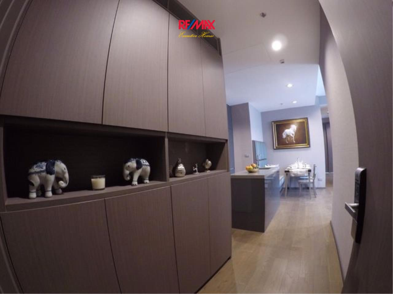 RE/MAX Executive Homes Agency's Lovely 2 Bedroom for Rent and Sale The Diplomat Sathorn 5