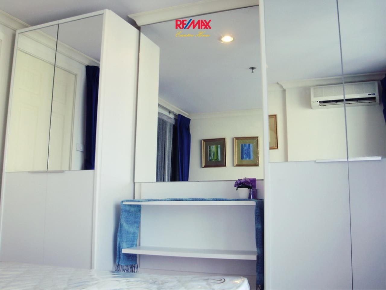RE/MAX Executive Homes Agency's Nice 1 Bedroom for Rent Grand Park View Asoke 4