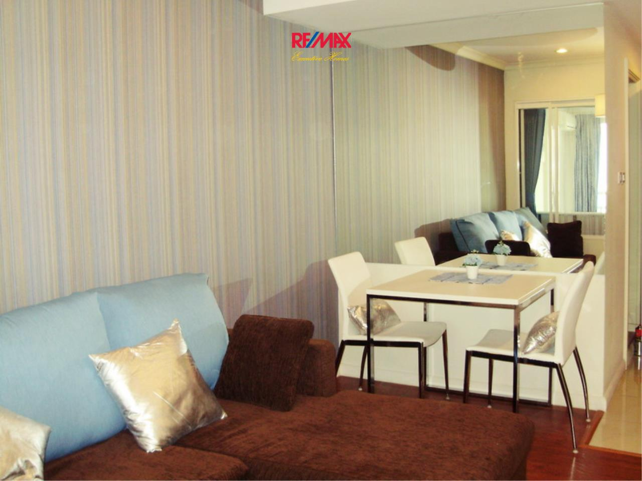 RE/MAX Executive Homes Agency's Nice 1 Bedroom for Rent Grand Park View Asoke 2
