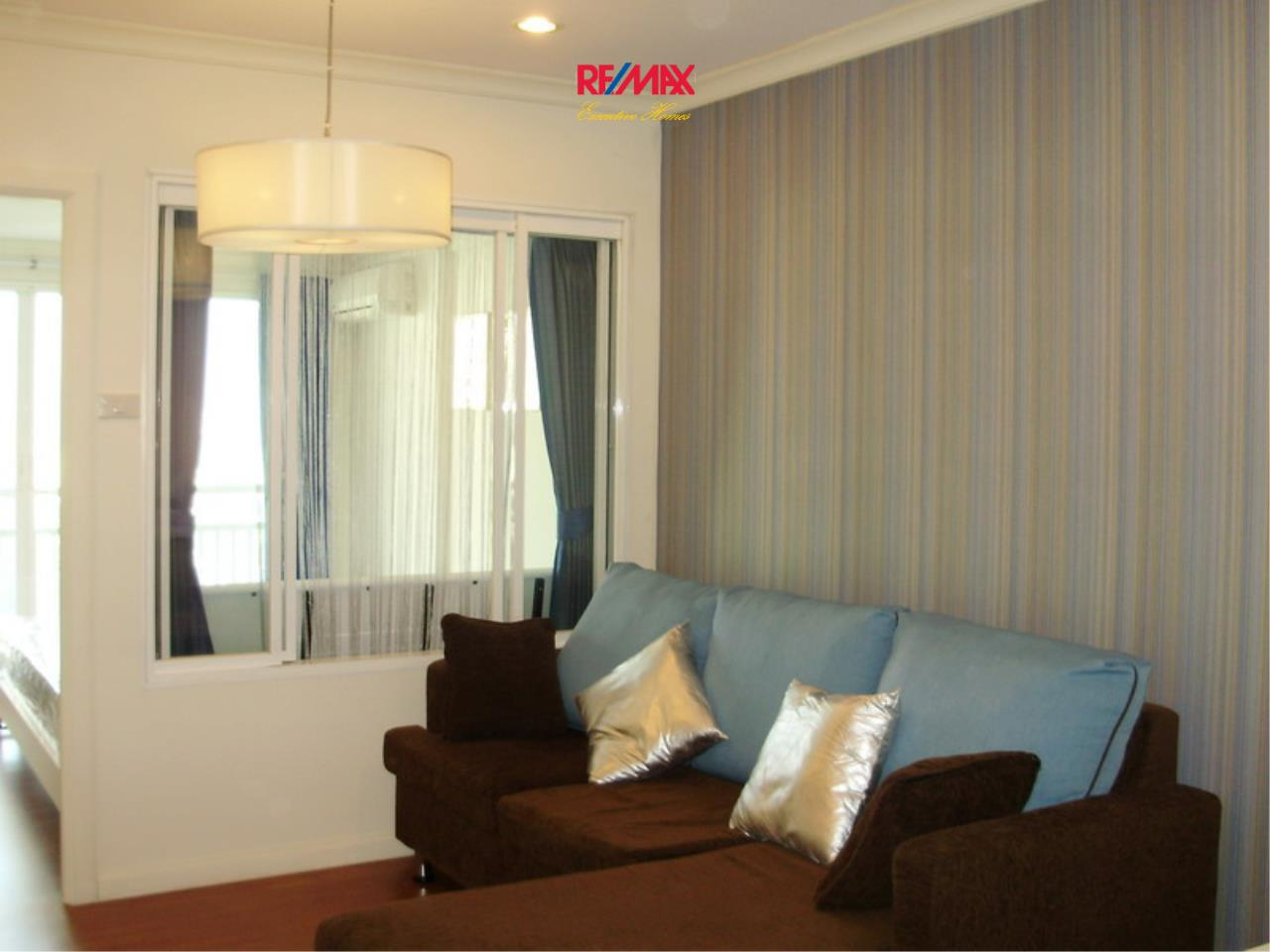 RE/MAX Executive Homes Agency's Nice 1 Bedroom for Rent Grand Park View Asoke 1