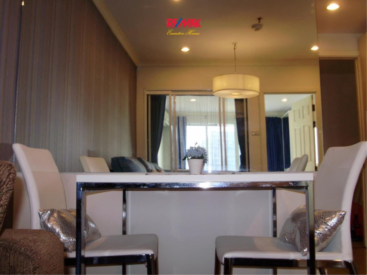 RE/MAX Executive Homes Agency's Nice 1 Bedroom for Rent Grand Park View Asoke 5