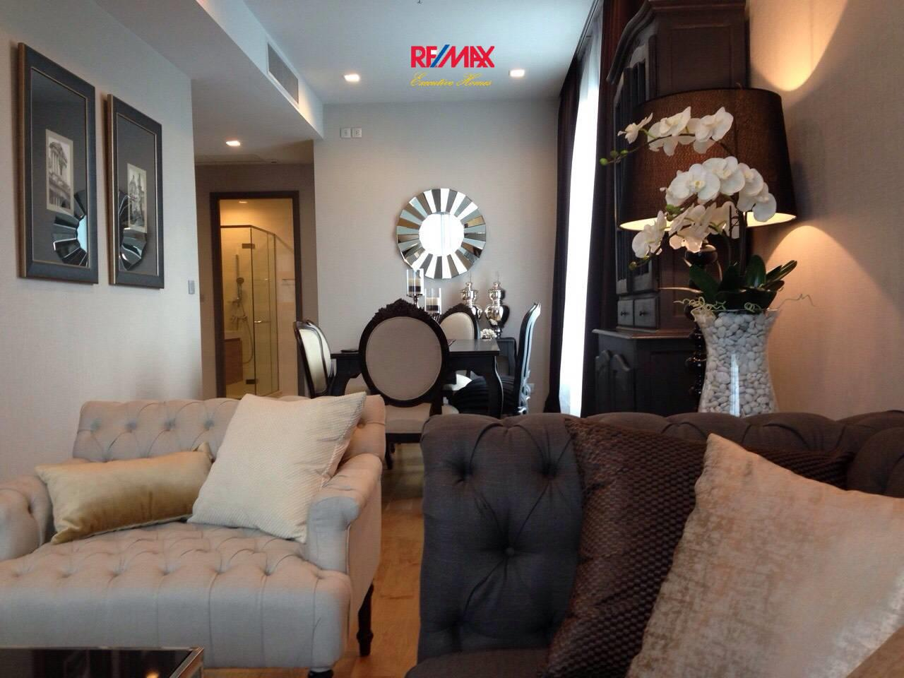 RE/MAX Executive Homes Agency's Beautiful 2 Bedroom for Rent Keyne by Sansiri 2