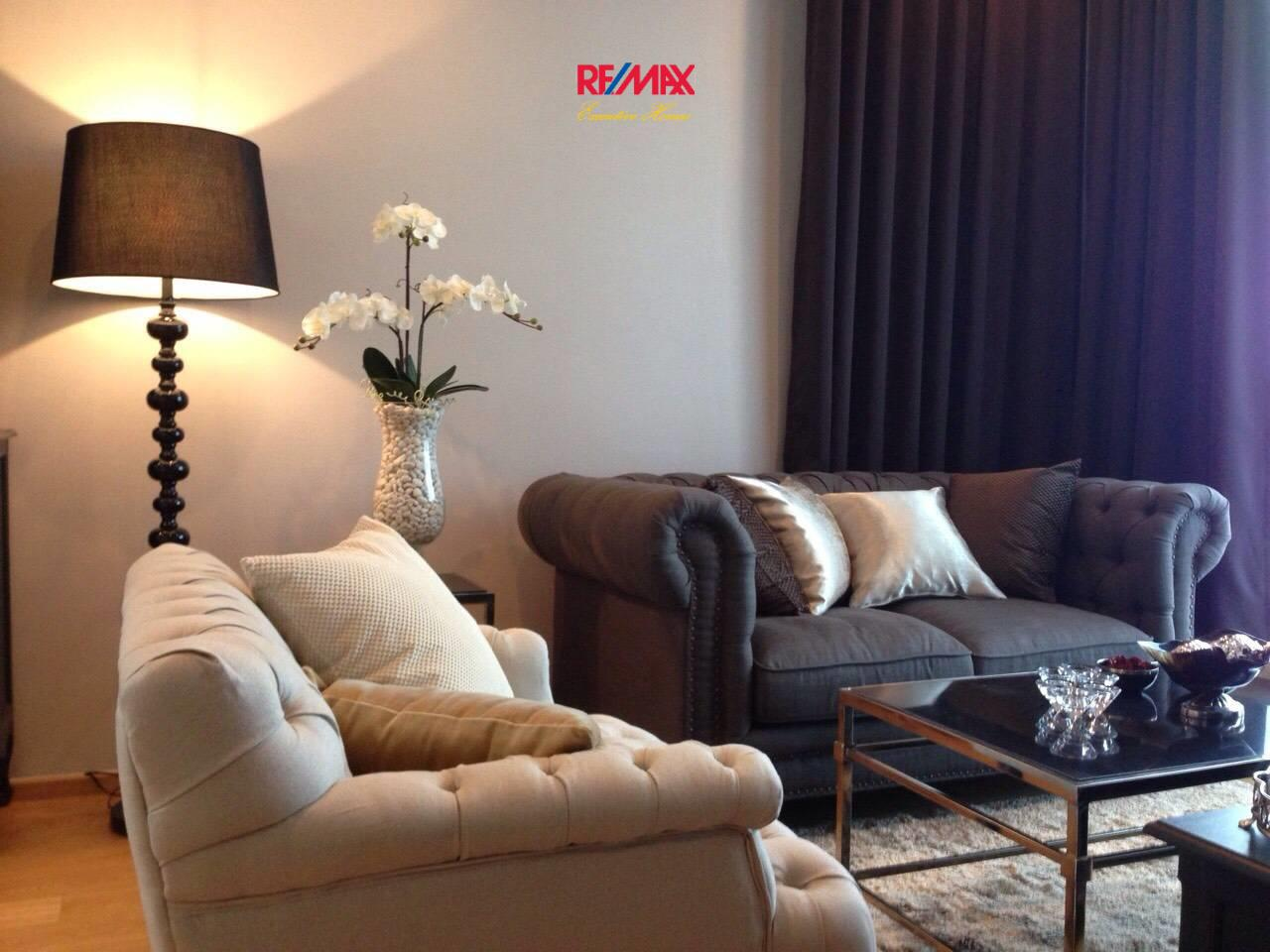 RE/MAX Executive Homes Agency's Beautiful 2 Bedroom for Rent Keyne by Sansiri 1