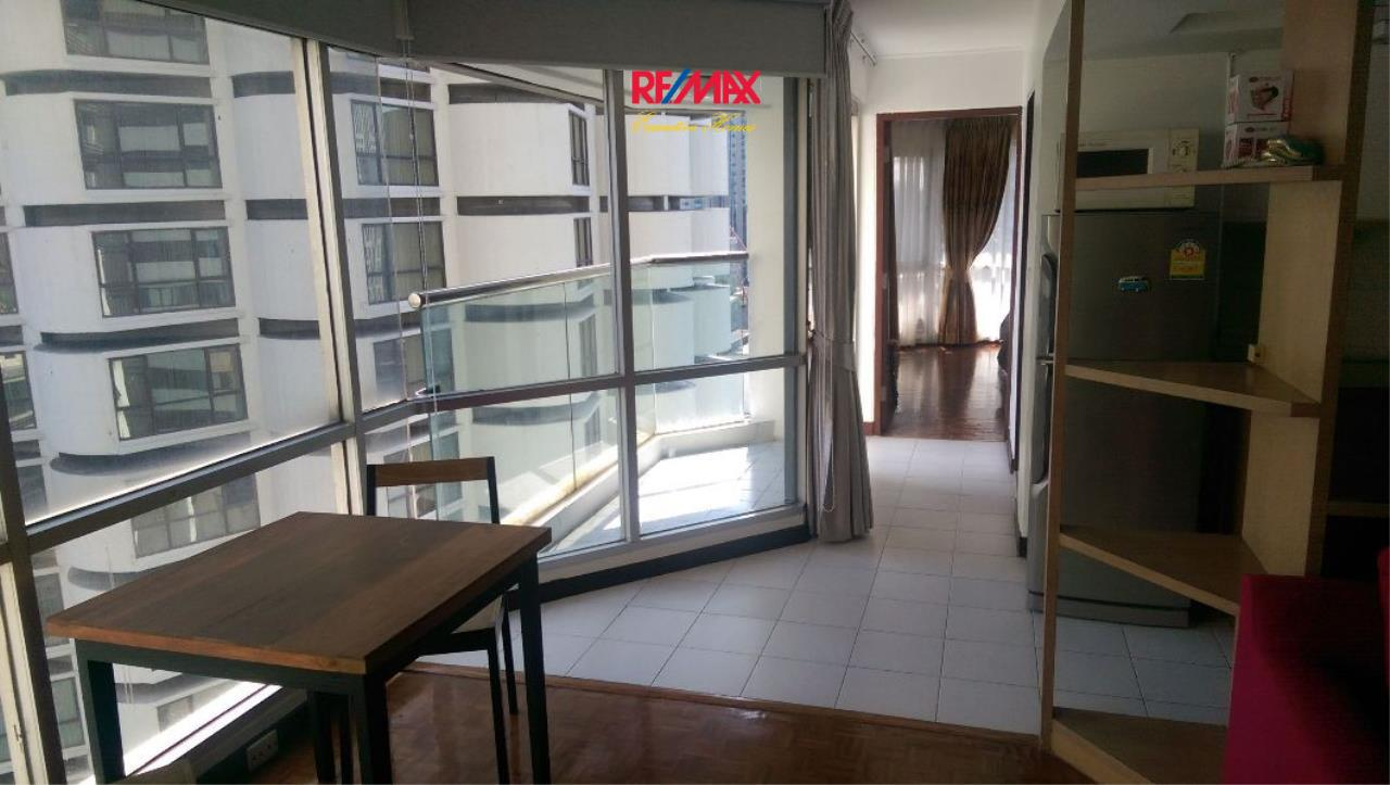 RE/MAX Executive Homes Agency's Spacious 1 Bedroom for Rent and Sale Sukhumvit Suite 5