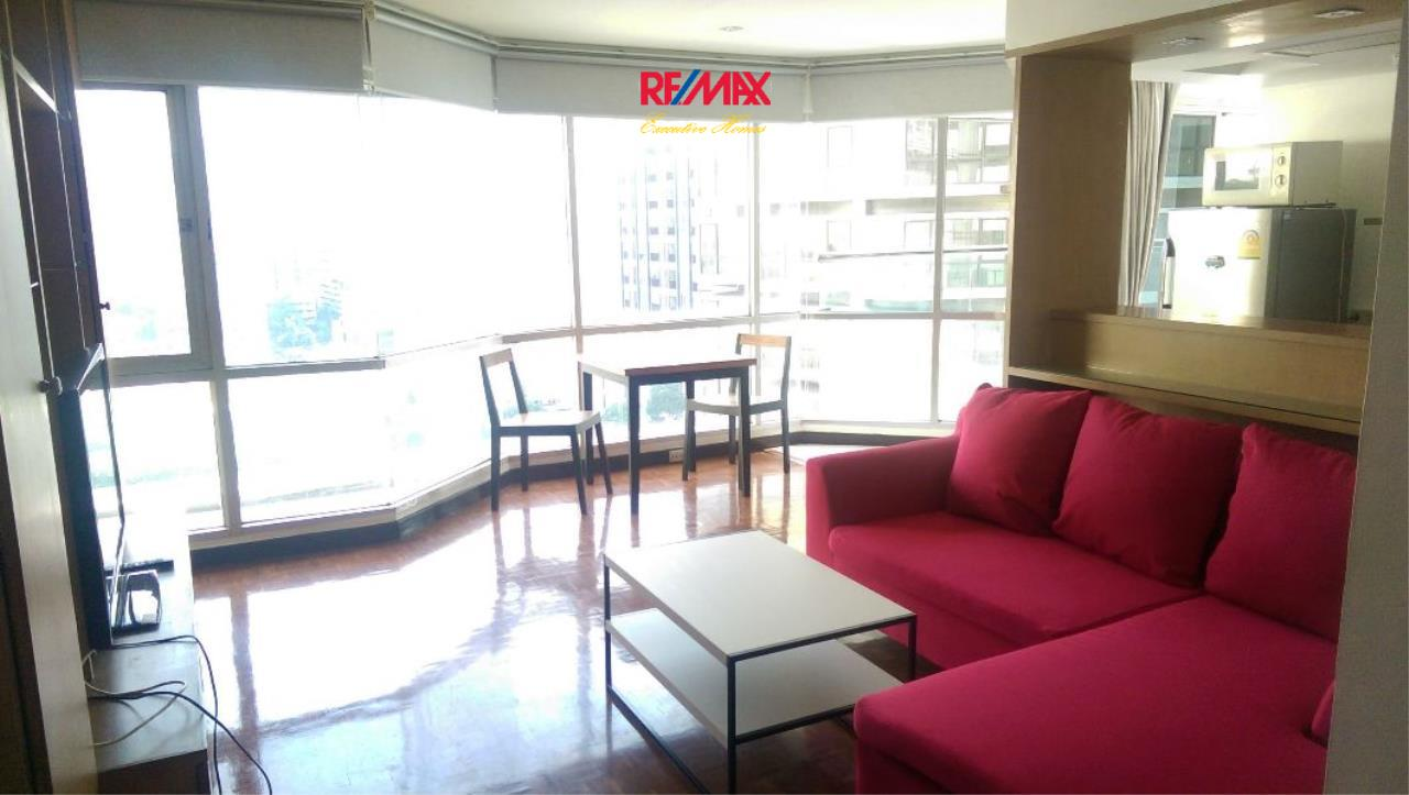 RE/MAX Executive Homes Agency's Spacious 1 Bedroom for Rent and Sale Sukhumvit Suite 2