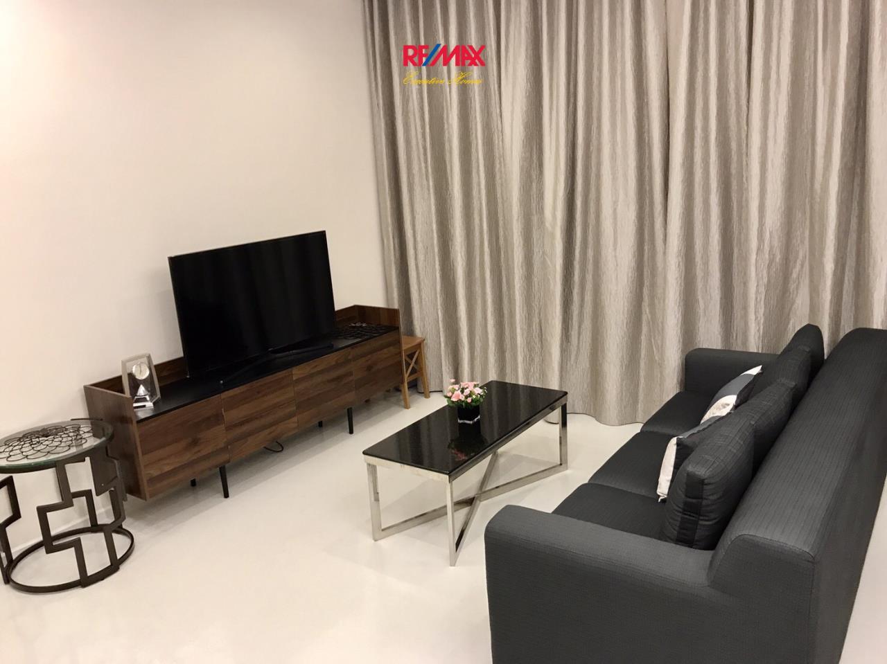 RE/MAX Executive Homes Agency's Spacious 1 Bedroom for Rent Bangkok Sathorn 1