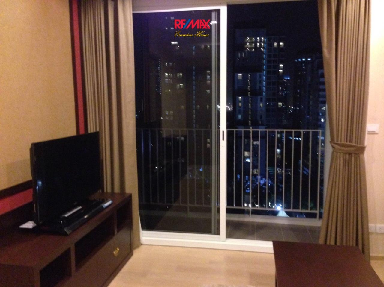 RE/MAX Executive Homes Agency's Nice 1 Bedroom for Rent HQ Thonglor 4