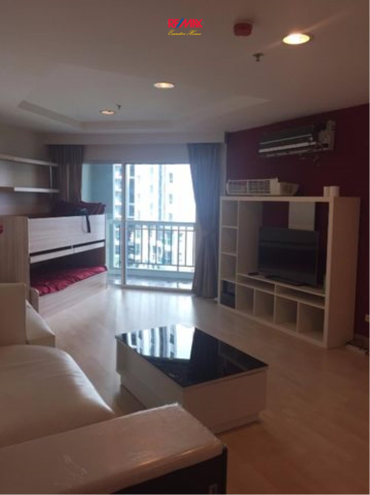 RE/MAX Executive Homes Agency's Spacious 1 Bedroom for Rent Belle Grand Rama 9 1