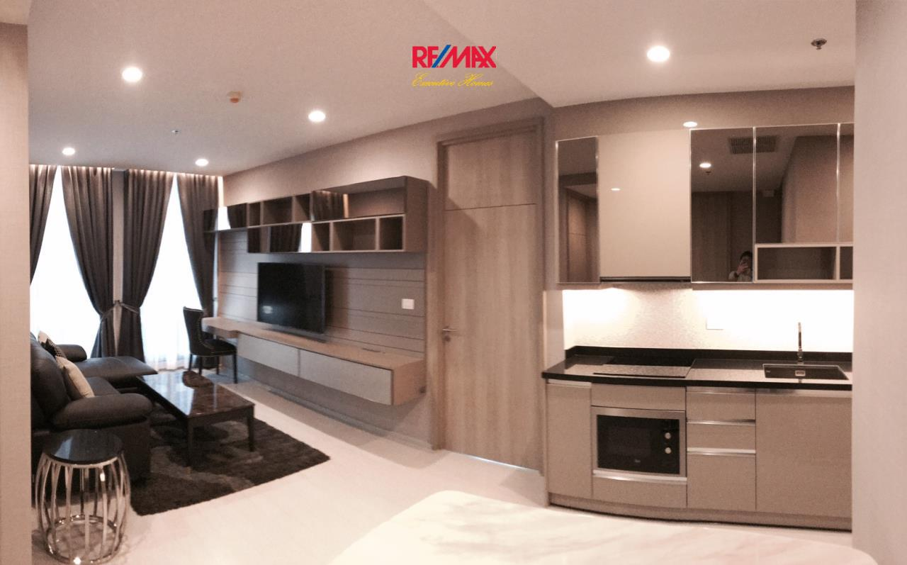 RE/MAX Executive Homes Agency's Beautiful 2 Bedroom for Rent Noble Phloenchit 7