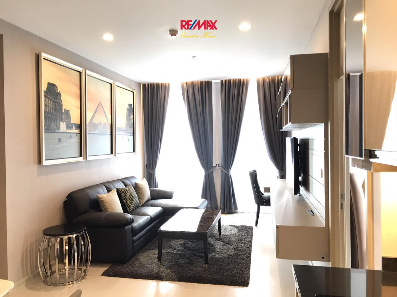 RE/MAX Executive Homes Agency's Beautiful 2 Bedroom for Rent Noble Phloenchit 2