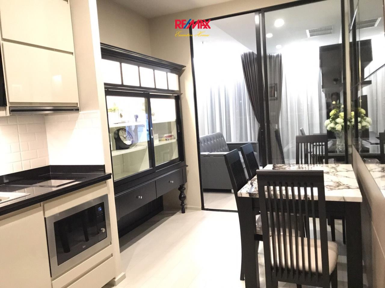 RE/MAX Executive Homes Agency's Lovely 1 Bedroom for Rent Noble Phloenchit 4