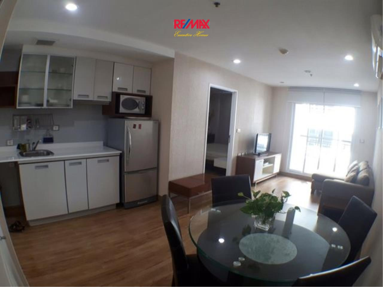 RE/MAX Executive Homes Agency's Nice 1 Bedroom for Sale with Tenant Silom City Resort 3