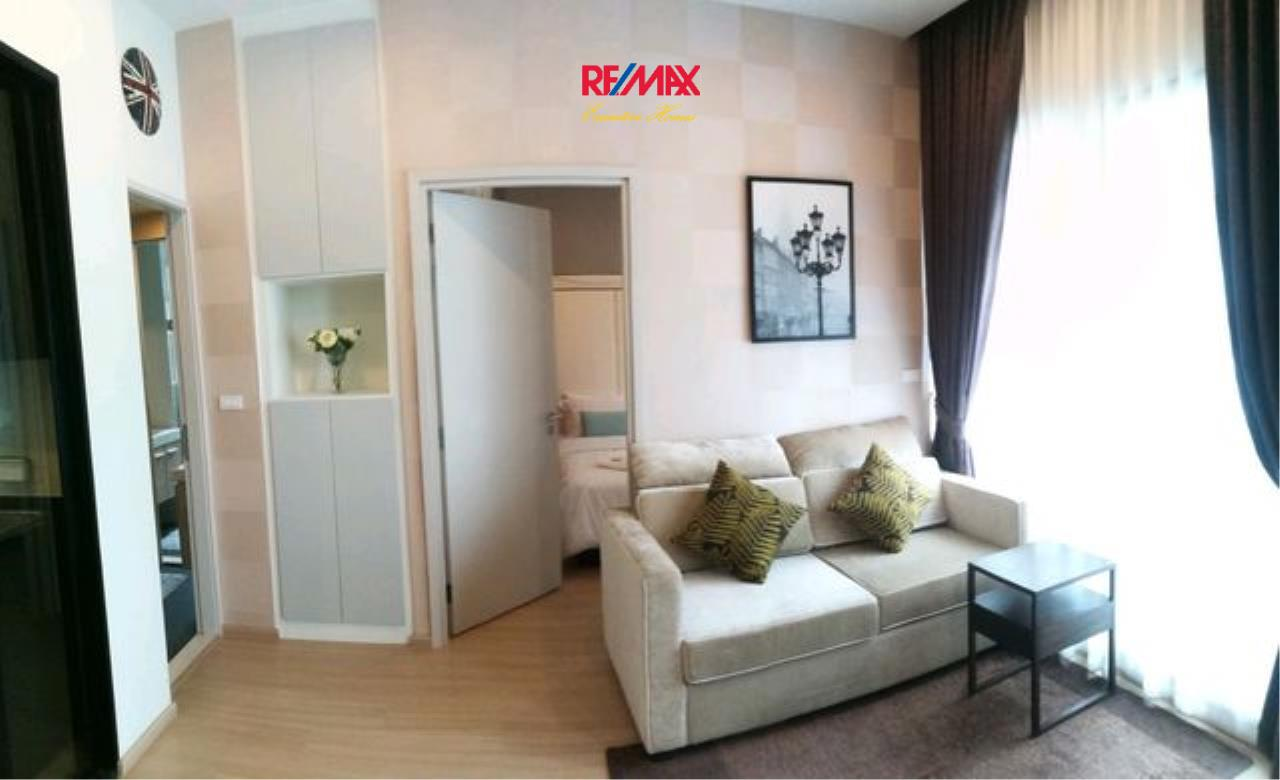 RE/MAX Executive Homes Agency's Lovely 1 Bedroom for Rent and Sale Capital Ekamai-Thonglor 1