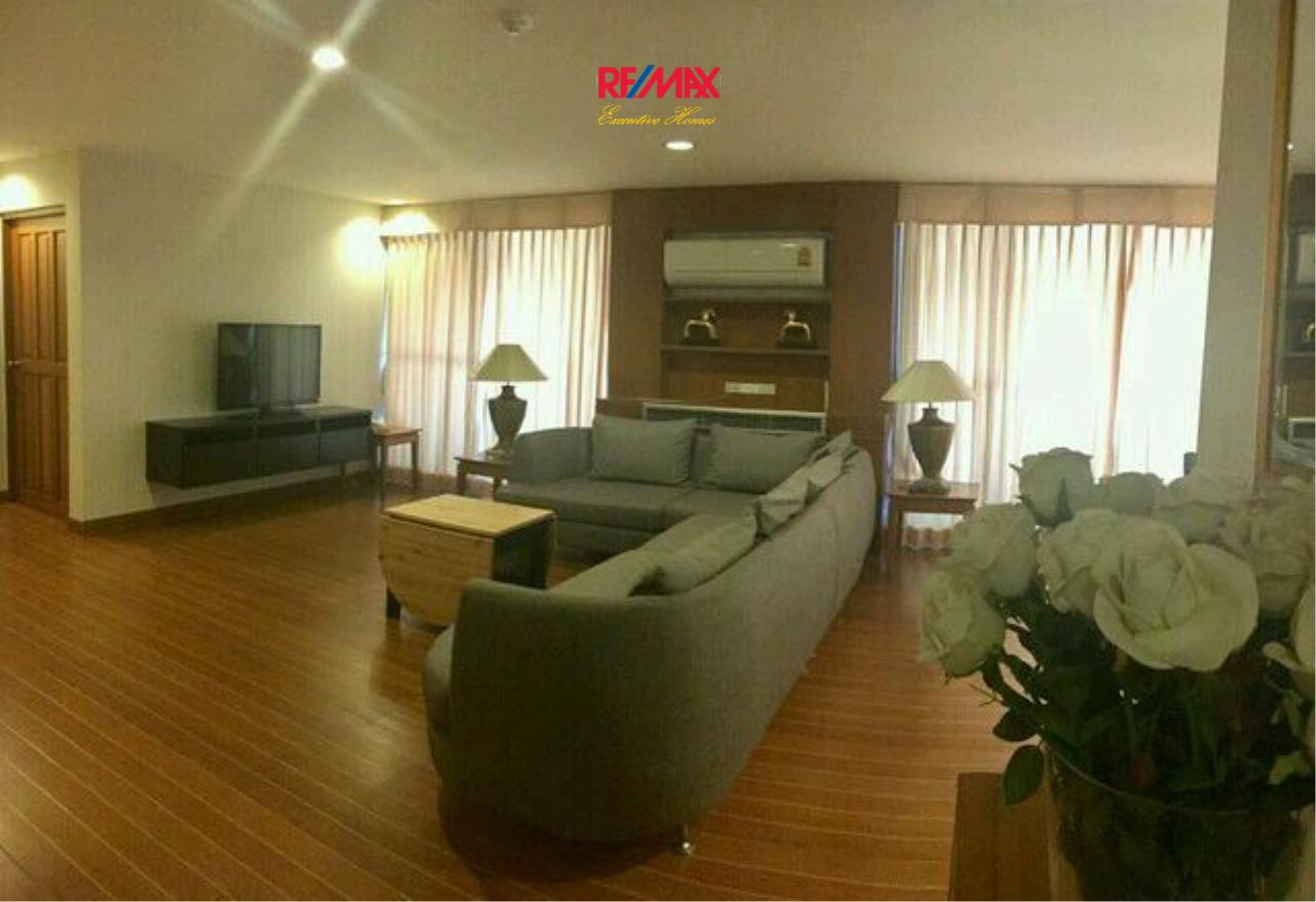 RE/MAX Executive Homes Agency's Spacious 3 Bedroom for Rent and Sale Baan Chan 2